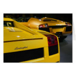 USA, California, Los Angeles: Los Angeles Auto 2 Greeting Cards