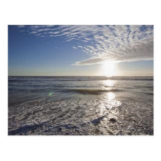 USA, California, Los Angeles, seascape Postcard