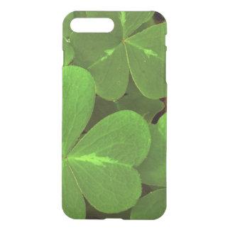 USA, California, Muir Woods. Close-up of clover iPhone 7 Plus Case