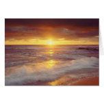 USA, California, San Diego. Sunset Cliffs beach