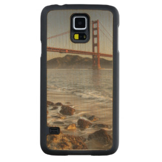 USA, California, San Francisco.  A scenic view Maple Galaxy S5 Case