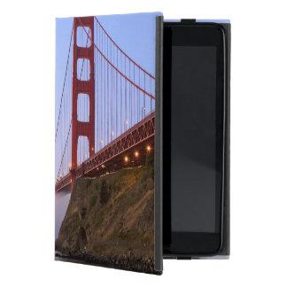 USA, California, San Francisco. Golden Gate 3 Covers For iPad Mini