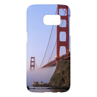USA, California, San Francisco. Golden Gate 3 Samsung Galaxy S7 Case