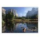 USA, California, Yosemite National Park, 5 Card