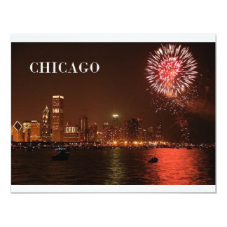 USA Chicago (St.K) Card