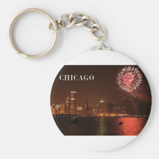 USA Chicago (St.K) Keychain