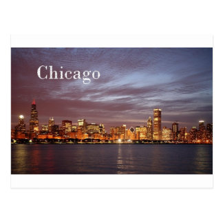 USA Chicago St.K) Postcard