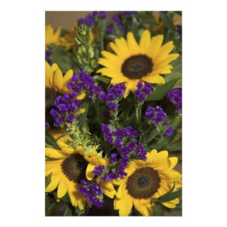 USA, close-up of bridal flower arrangement, Art Photo