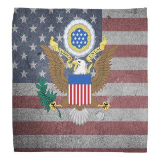 Usa Coat of arms Bandana