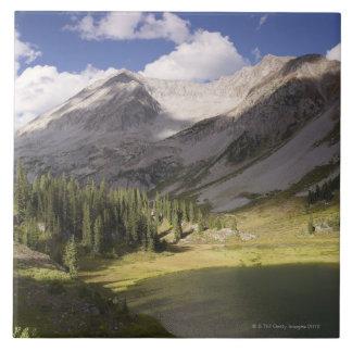 USA, Colorado, Lake Geneva 2 Tile