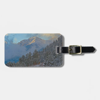 USA, Colorado, Mountains In Estes Park Luggage Tag