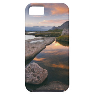 USA, Colorado, Rocky Mountain NP.  Sunrise in iPhone 5 Covers