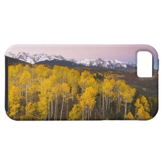 USA, Colorado, Rocky Mountains.  Dawn in the San iPhone 5 Case