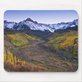 USA, Colorado, Rocky Mountains, San Juan Mouse Pad