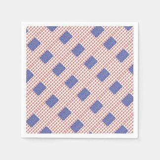 USA Dachshund Paper Napkin