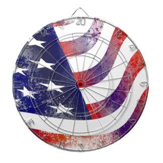 USA DARTBOARD