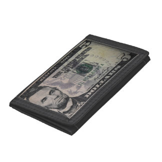 USA Dollar Trifold Wallet
