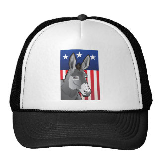 USA Donkey, Democrat Pride Trucker Hat