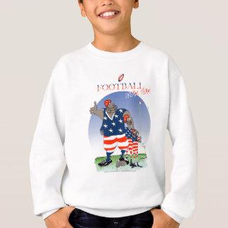 USA dream team, tony fernandes Sweatshirt