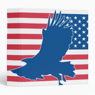 USA eagle Binder