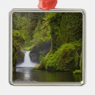 USA Eagle Creek Columbia Gorge Oregon 3 Ornament