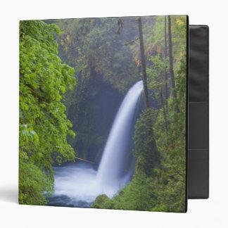 USA, Eagle Creek, Columbia Gorge, Oregon. 3 Ring Binders