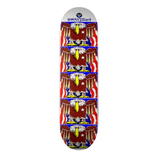 USA Eagle Skate Board Decks