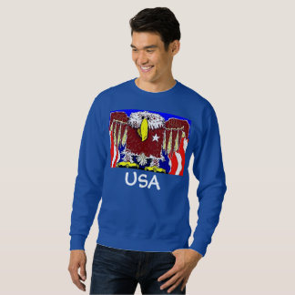 USA Eagle Sweatshirt