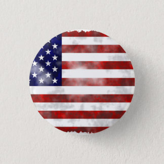 USA Election Small, 1¼ Inch Round Button