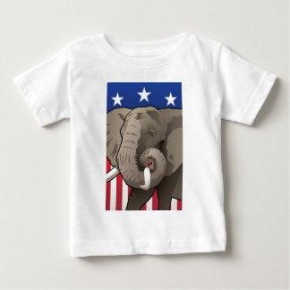 USA Elephant, Republican Pride Baby T-Shirt