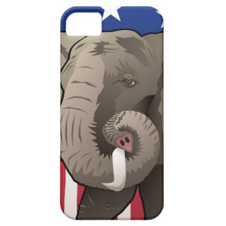 USA Elephant, Republican Pride iPhone 5 Cases