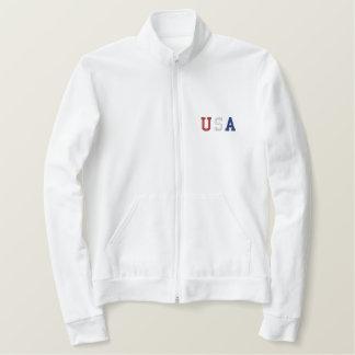 USA Embroidered Shirt