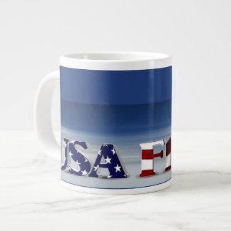 USA First Jumbo Mug