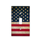 USA Flag Americana Premium Light Switch Cover