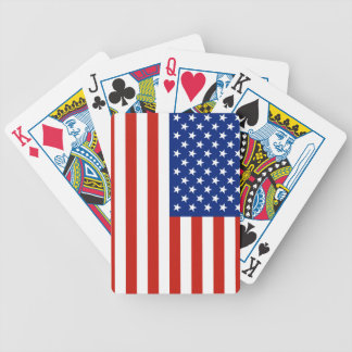 USA flag Bicycle Playing Cards