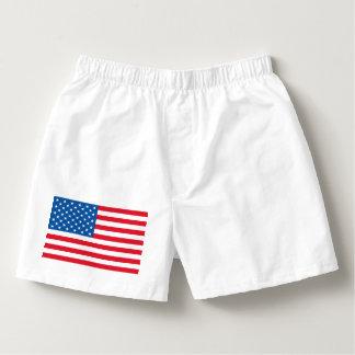 USA Flag Boxers