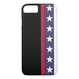USA Flag Inspired Striped Case