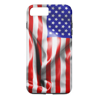 USA Flag iPhone 7 Plus Case