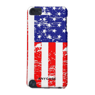 USA Flag ipod touch case