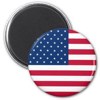 USA Flag Magnet