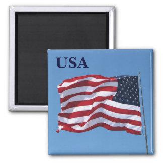 USA Flag Magnet! Magnet