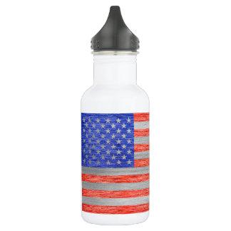 USA FLAG METAL 1