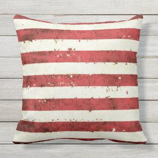 USA Flag Outdoor Pillow
