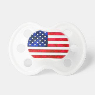 USA FLAG Pacifier