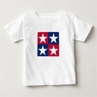 USA Flag Pop Art Stars Tee Shirt