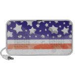 USA Flag Portable Speaker