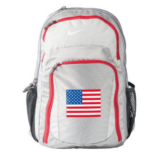 USA Flag stars and stripes Backpack