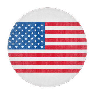 USA Flag stars and stripes Boards