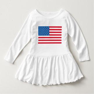 USA Flag stars and stripes Dress