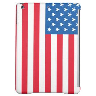 USA Flag stars and stripes iPad Air Case